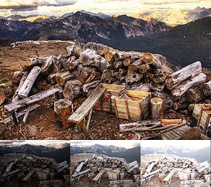 HDR_image_+_3_source_pictures_(Cerro_Tronador,_Argentina)
