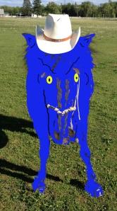 Blue Perla - Texan wannabe