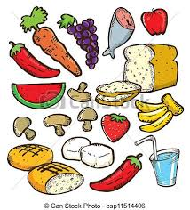 food = color